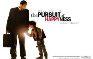 À Procura da Felicidade - Vitória da força