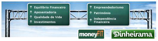 Workshop Dinheirama & MoneyFit - Clique e conheça!