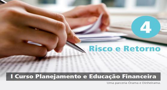 Curso gratuito de Educação Financeira e Planejamento – Aula 4