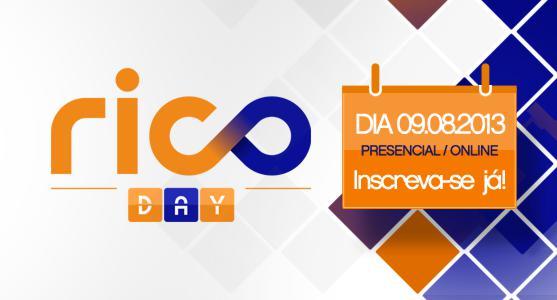 """Invista melhor: Evento """"Rico Day"""" online e presencial"""