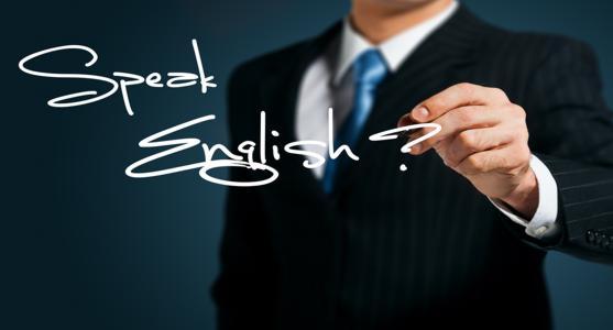 O inglês na sua escalada no mercado financeiro