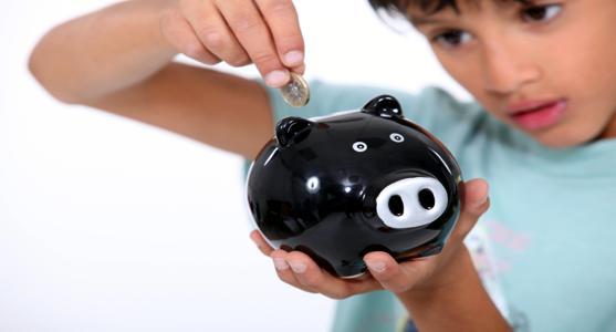 Como ensinar crianças a lidar com dinheiro?