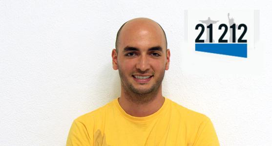 Dinheirama Entrevista: Frederico Lacerda, Sócio da Aceleradora 21212