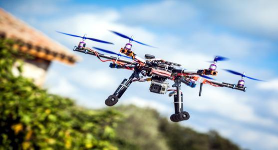 Economia brasileira: drones sobrevoam o Brasil