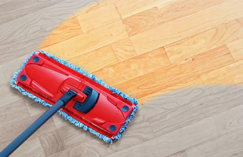 O que podemos aprender com os panos de chão