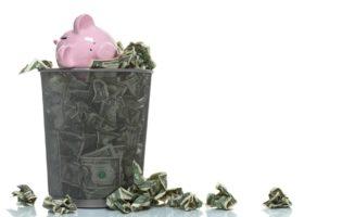 10 Sinais De Que Você Está Desperdiçando Dinheiro No Seu Negócio