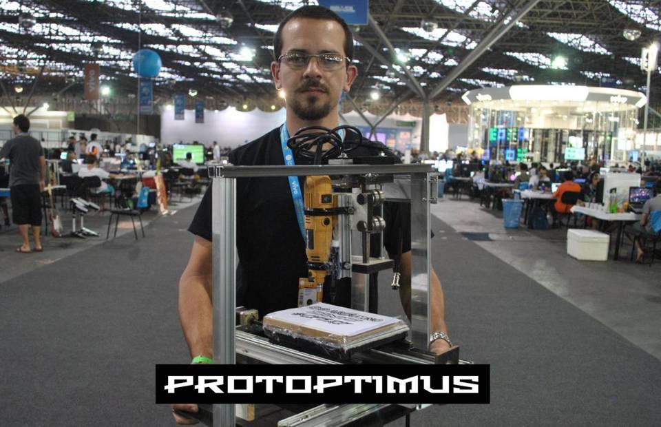 Dinheirama Entrevista: Jeferson Simões, Inventor da Protoptimus