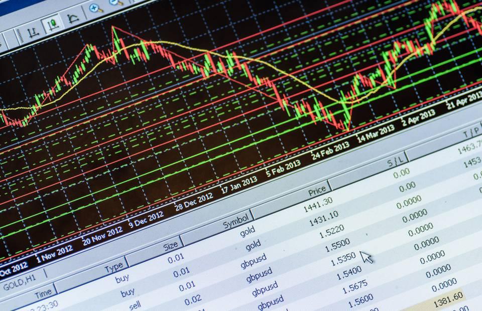 Volatilidade na Bolsa