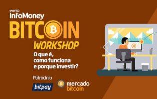 Workshop Bitcoin: O que é Bitcoin, como funciona e o que muda com ele?
