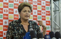 Presidente Dilma quebra a tradição do 1º de maio