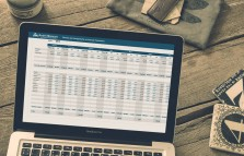 Uma planilha de finanças pessoas (gratuita) com técnicas de análise de balanços