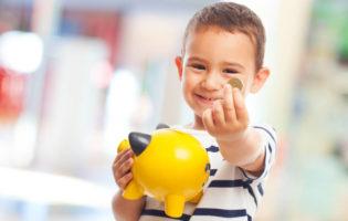 Mesada ensina a criança a planejar, poupar e conquistar