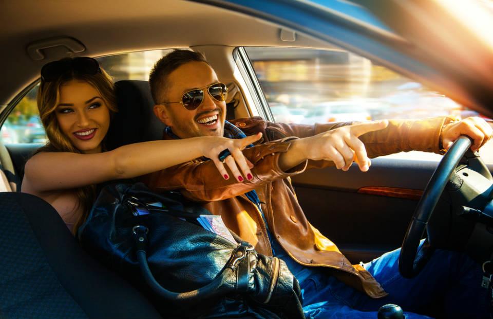 Os carros e as atitudes de admiração (não de inveja)