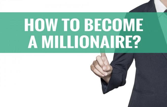 Aprenda o caminho para você conquistar seu primeiro milhão (e outros mais)