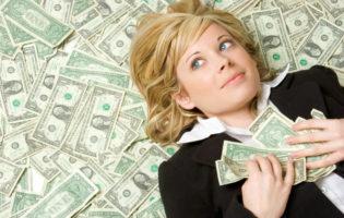Como as mulheres lidam com as finanças?