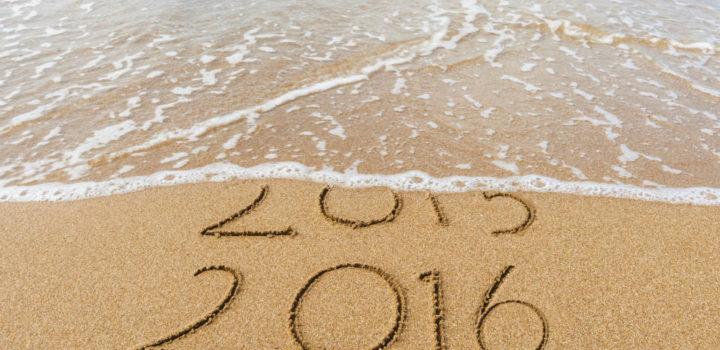 Um 2016 melhor depende do quanto você aprendeu com 2015