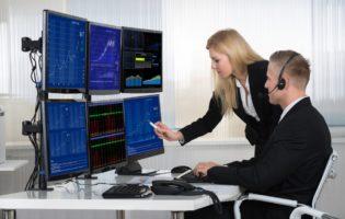 Adrenalina e resultados: a vida de um trader no mercado de ações