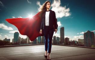 Mulheres, o sexo forte! Aos homens resta a humildade e admiração