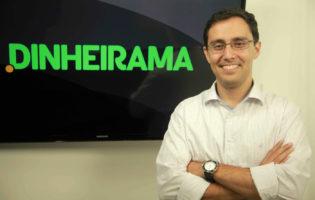 Lançamento Dinheirama: evento gratuito com os melhores da educação financeira