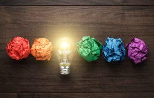 Empreender é também exercer o poder de pensar