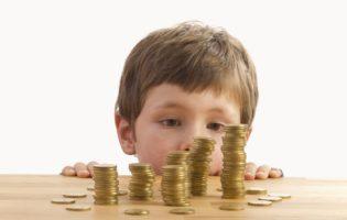 Falar sobre dinheiro com os seus filhos é uma escolha