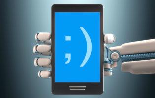 Você já conversou com um robô? Se não, irá conversar em breve