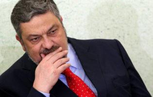 Polícia Federal prende o ex-ministro Antonio Palocci