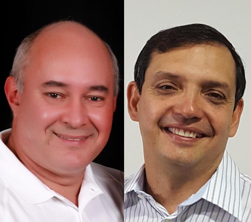 Erico Marques e Jocildo Neto