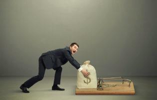 O otimismo em excesso pode ser uma armadilha para seu bolso