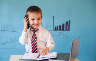 7 passos para ensinar as crianças a enriquecerem desde já