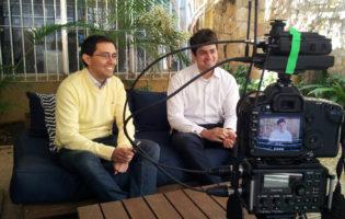Dinheirama Pitch: Jorge Vargas e Paulo David, sócios-fundadores da BIVA