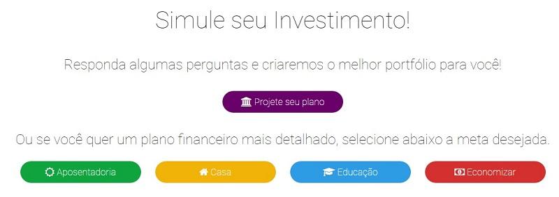 Aprenda como fazer uma simulação dos seus investimentos