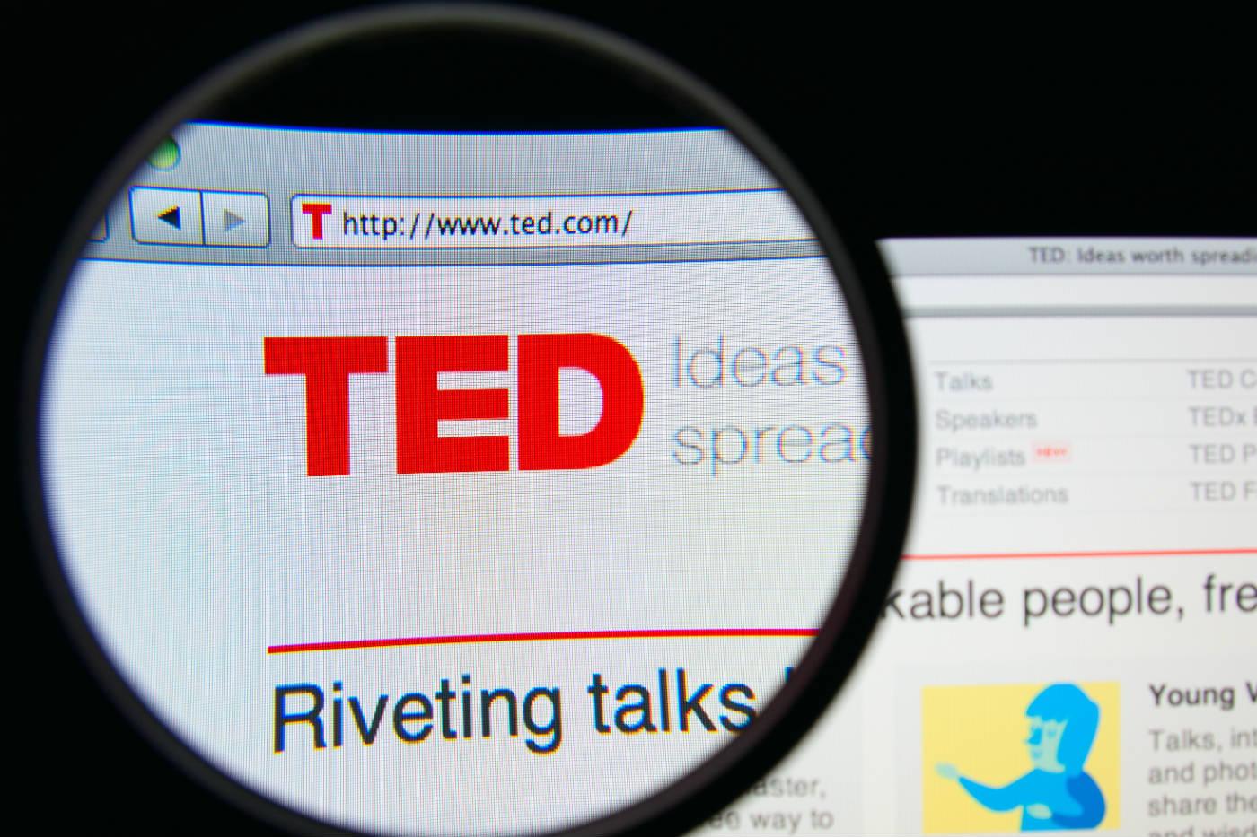 3 palestras imperdíveis do TED para mudar seu dia! | Dinheirama