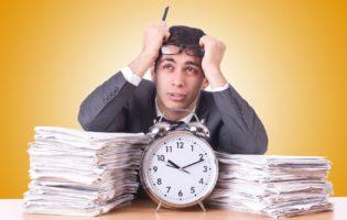 Estar ocupado não significa ser produtivo. Isso pode ser procrastinação
