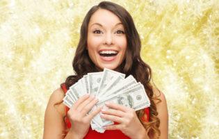 Mulher também gosta de investir e faz isso muito bem!