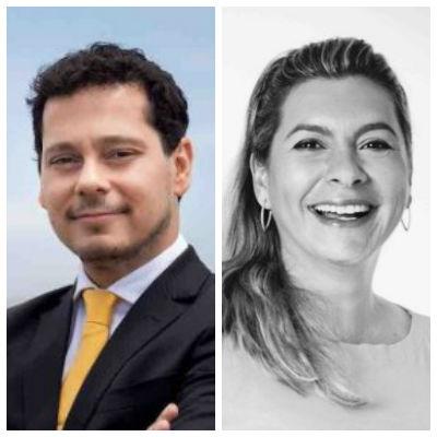 Leandro Netto & Fernanda Alem