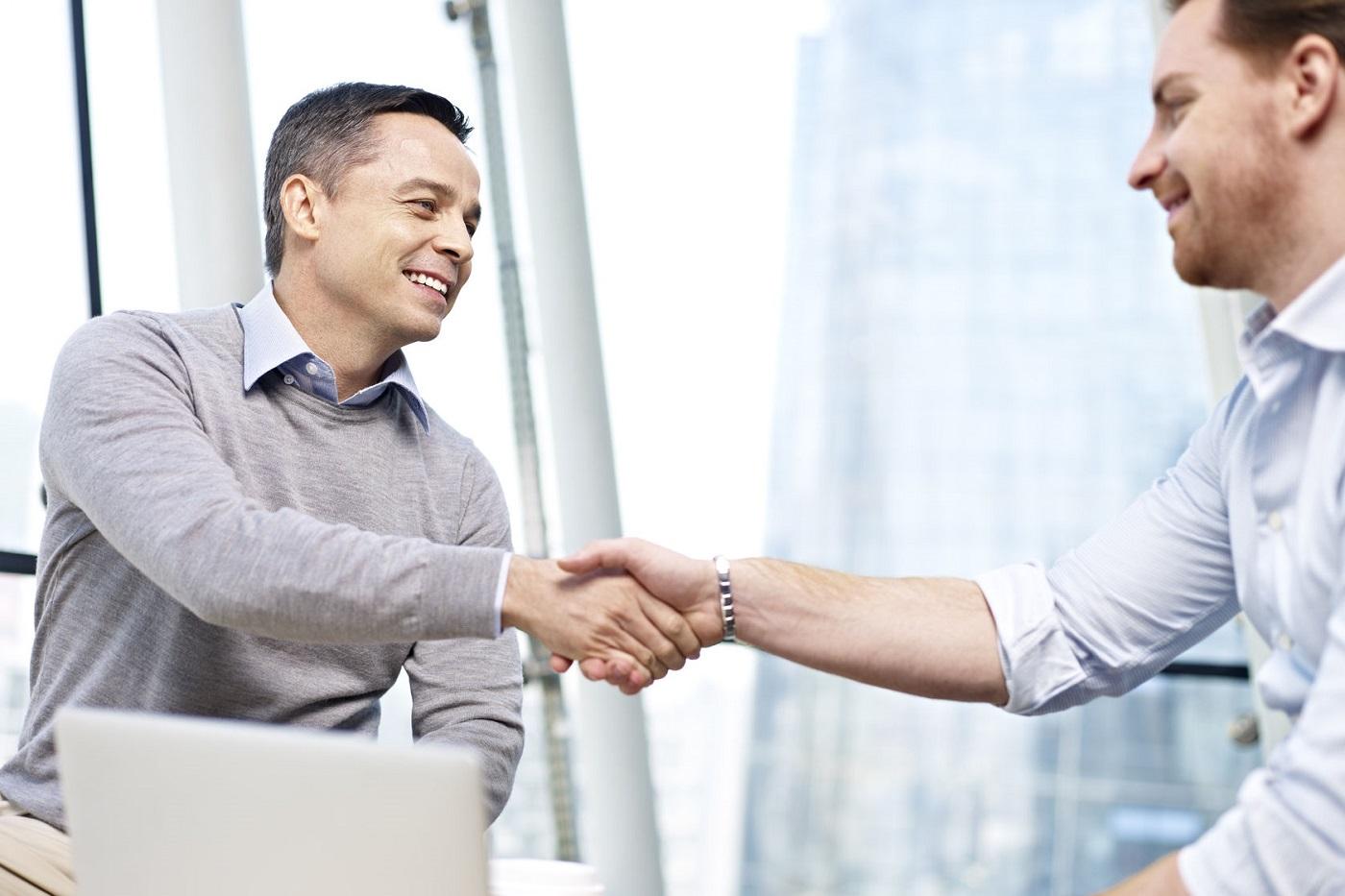 Quem não agrada um chefe, nunca vai agradar um cliente