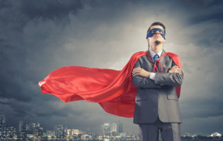 Você não é um super-herói, mas pode ser um bom empresário