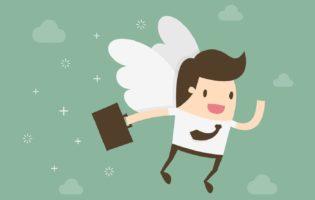 Voando com os anjos: Como conseguir um investidor