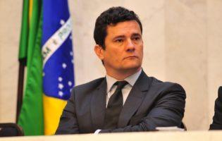 """Sergio Moro afirma que """"não existe propina grátis""""."""