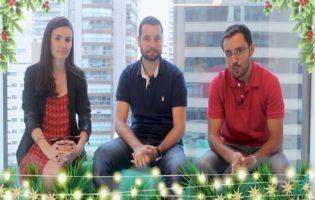 Fale Mais! Especial de Natal: Nath Arcuri, Navarro e Flávio Wellington