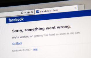 Adeus, Facebook