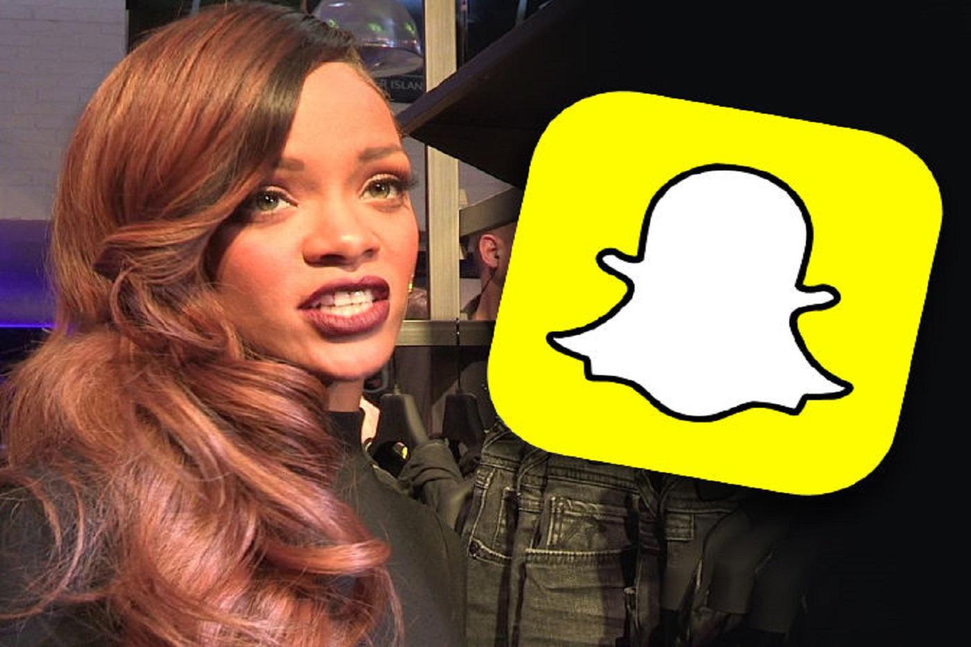 Mundo Digital: Rihanna pede que fãs apaguem Snapchat, ações despencam