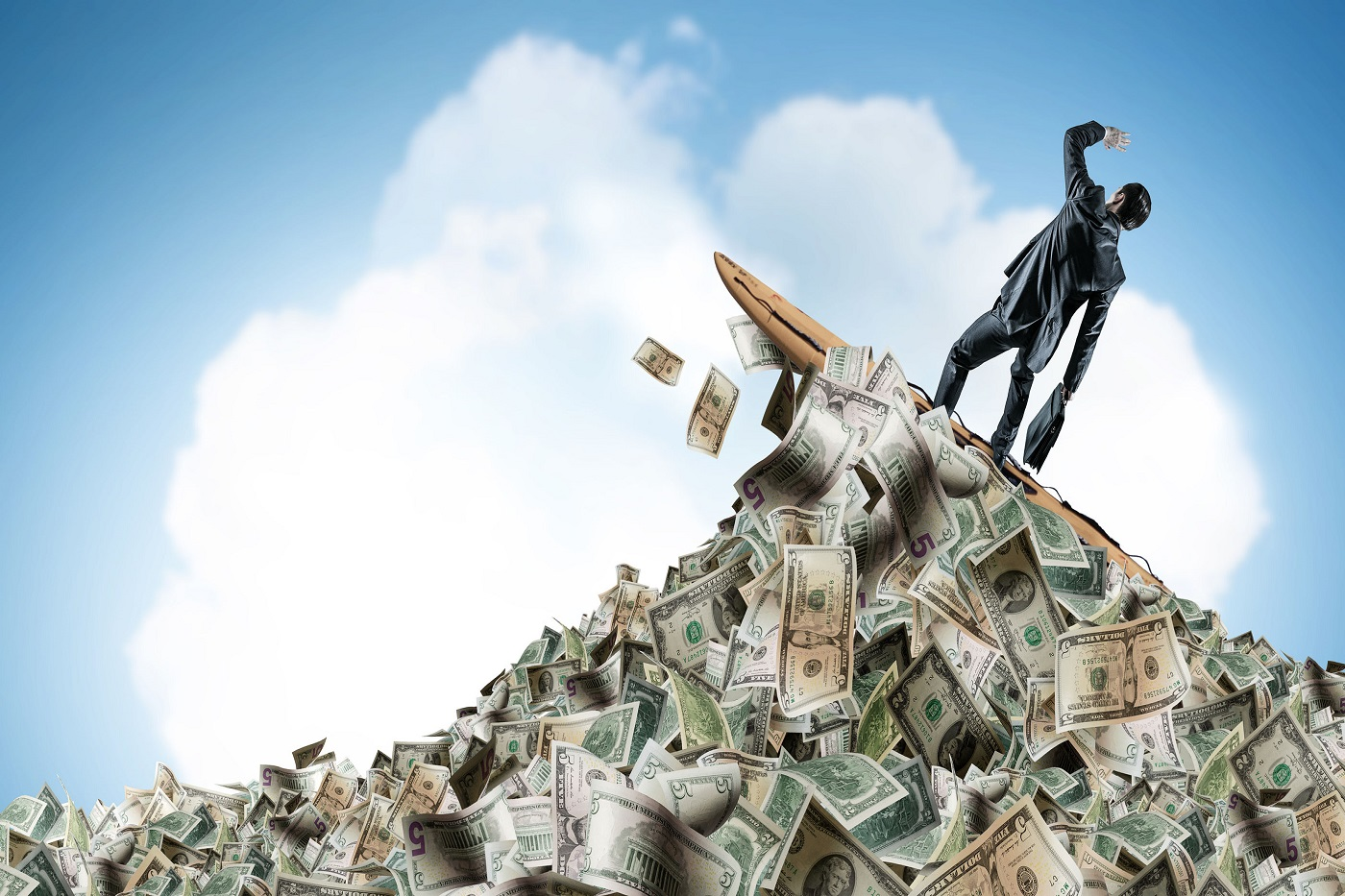Você vai surfar a maior onda de investimentos dos últimos anos