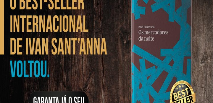 Livro Grátis: Os mercadores da noite, de Ivan Santana