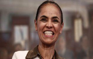 Site de apostas aponta Marina Silva como favorita à presidência