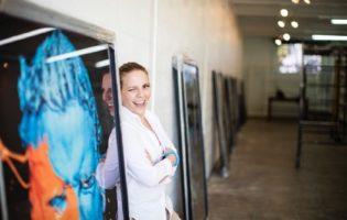 """Dinheirama Entrevista: Bianca Cutait, fundadora da galeria """"Arte Fundamental"""""""