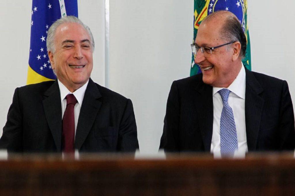 DinheiramaNews: Candidatura Alckmin perde apoio no PSDB