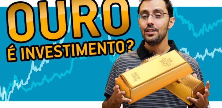 Ouro é investimento? TV Dinheirama