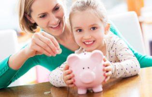 Crianças X Dinheiro: Um papo essencial sobre o tema
